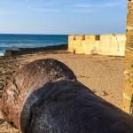 Sqala, salé. #sale #maroc #rabat #paysage #ocean #fort #plage