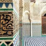 Magnifique Medersa au cœur de la Médina de Fès. #medina…
