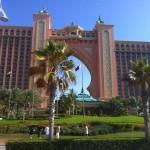 Hôtel Atlantis de Dubaï. #dubai #hotel #atlantis #amazingdubai #travel