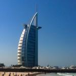 Burj al Arab, Dubaï #Burj #dubai #beach #sky #skyscraper #burjalarab…