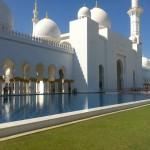Mosquée d'Abu Dhabi, sans doute l'une des plus belles mosquée…