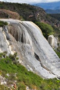 Découvrir Oaxaca - Casacade pétrifiée de Hierve el Agua - Oaxaca