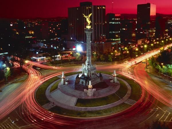 Visiter Mexico : ville multi-culturelle