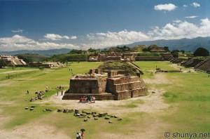 Découvrir Oaxaca - Monte Alban
