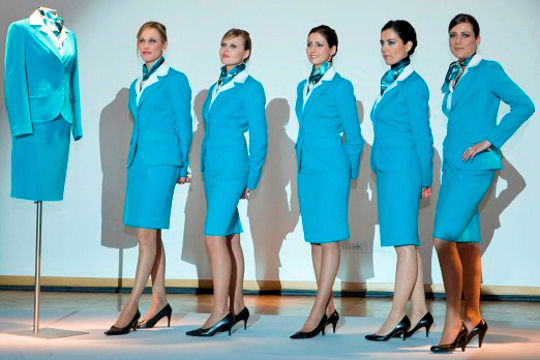 Uniforme Air Dolomiti