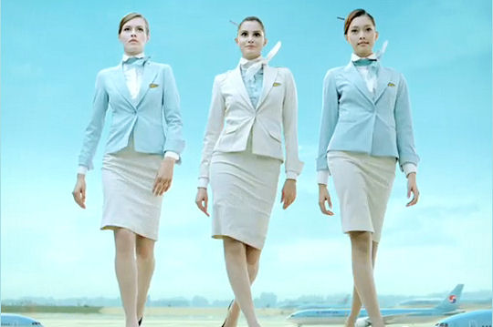 Uniforme Korean Air