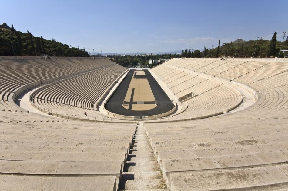 Stade panathénaïque, Athènes