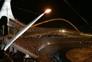 Stade Olympique, Athènes