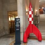 Au musée de la bande dessinée à Bruxelles ! #bruxelles
