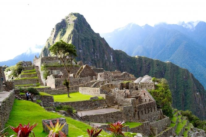 Machu Picchu, Mexique