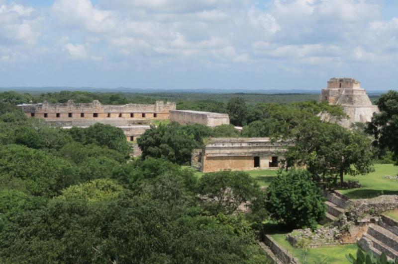 Visiter le Yucatan #2 – Uxmal et la ruta Puuc
