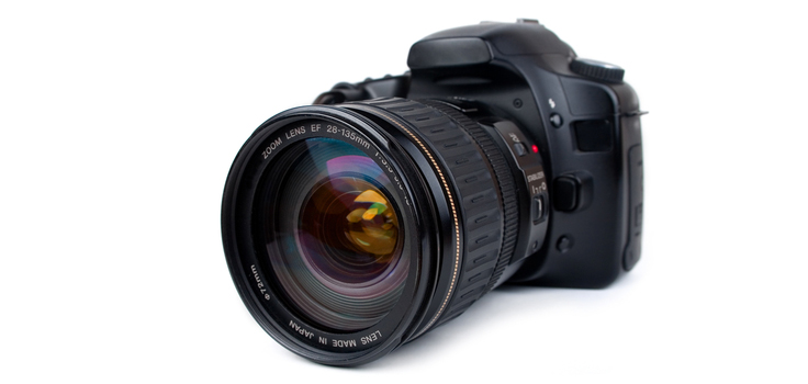 L'appareil photo en voyage