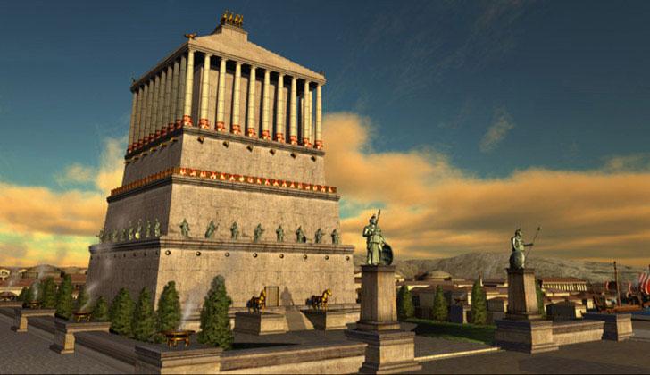 Mausolee d'halicarnasse
