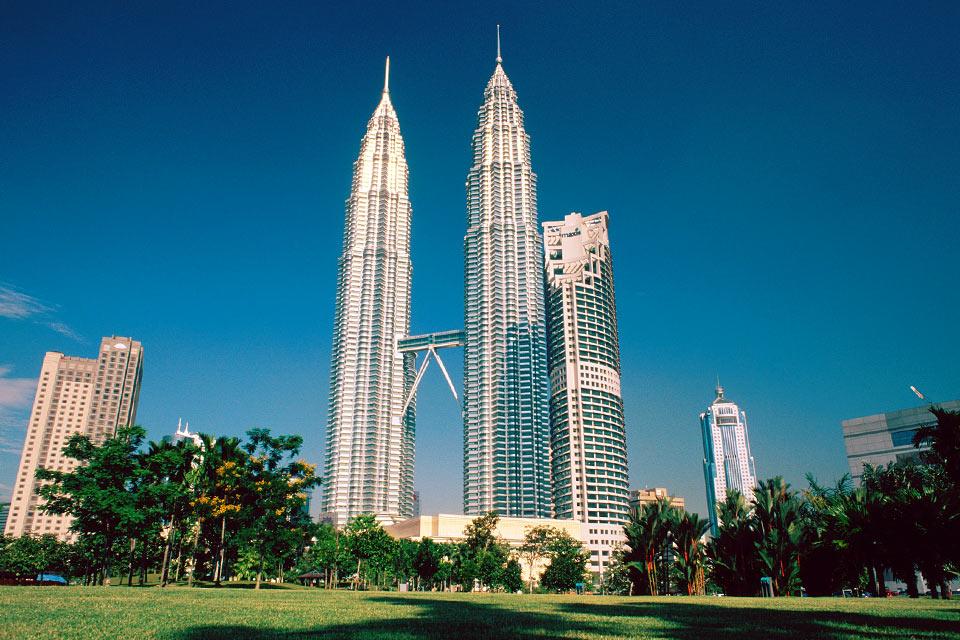 Tours Pétronas, Kuala Lumpur