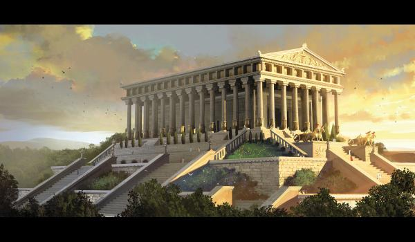 Temple d'Arthèmis