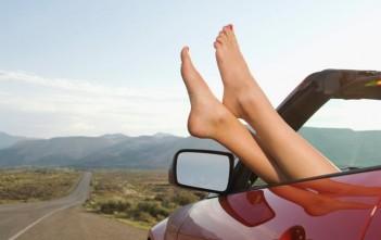 voyager en voiture