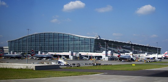 Aéroport de Londres - Heathrow