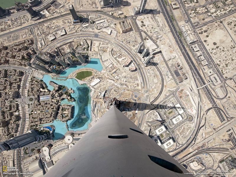 Vue-du-haut-burj-khalifa