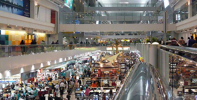 Aéroport de Dubai