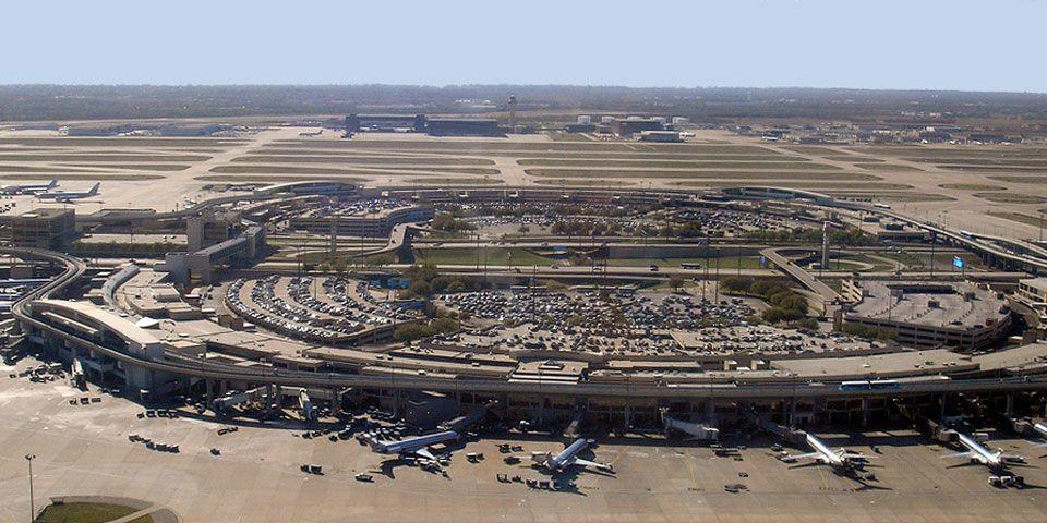 Aéroport de Dallas Fort Worth