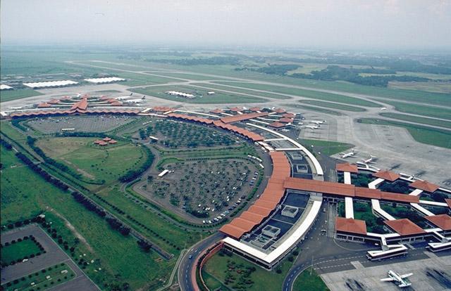 Aéroport de Jakarta