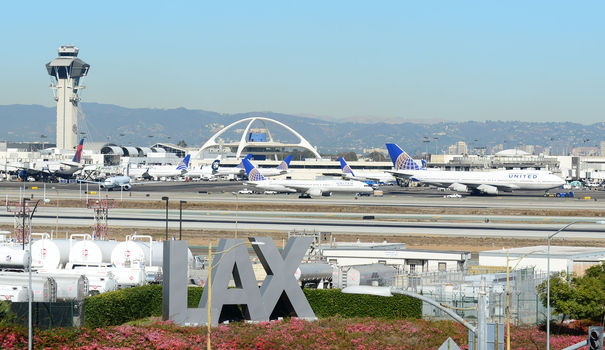 Aéroport international de Los Angeles