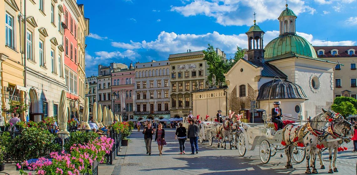 Visiter Cracovie : Que faire, quand partir et où dormir à Cracovie ?