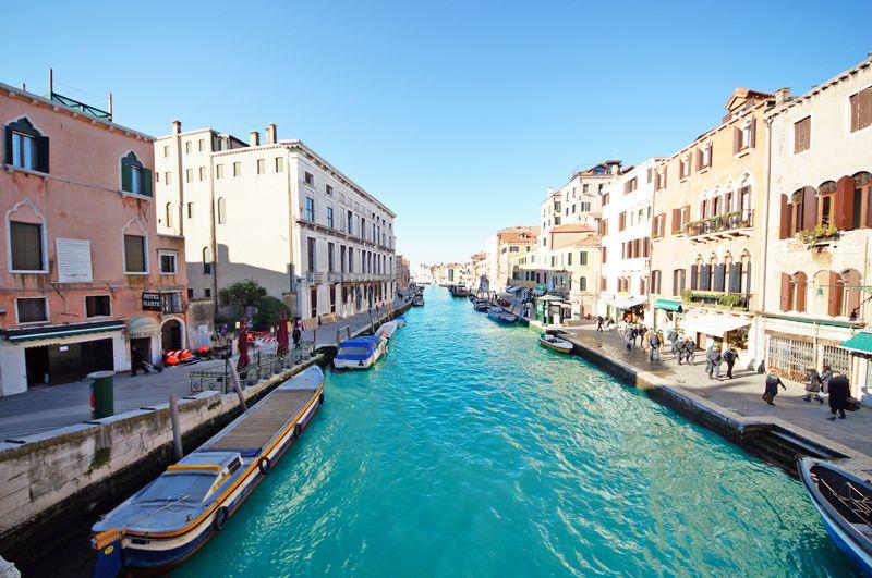 Louer un appartement à Venise