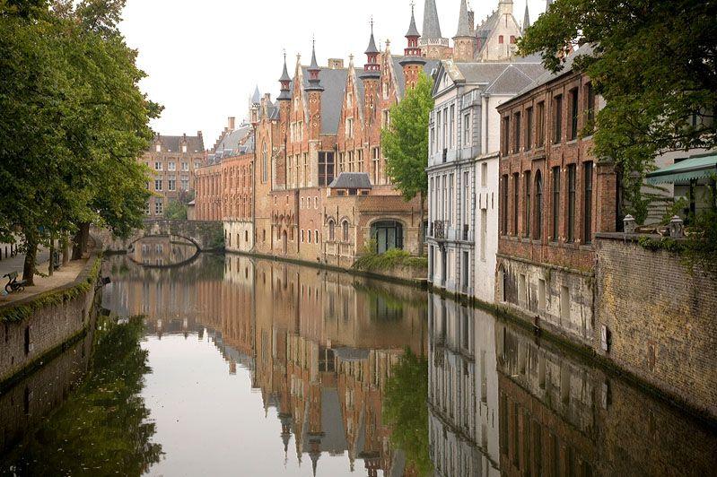 Découvrez la Belgique