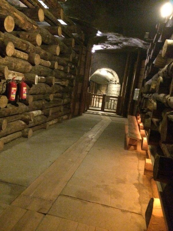 Galerie mine de sel de Wieliczka
