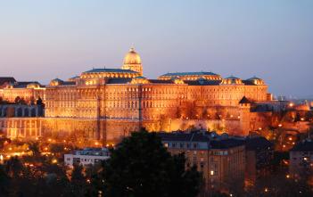 Chateau de Budapest