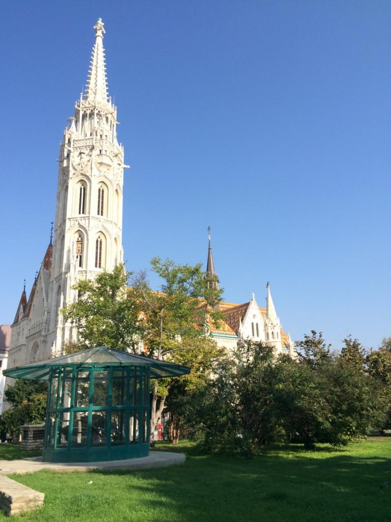 Eglise Matthias
