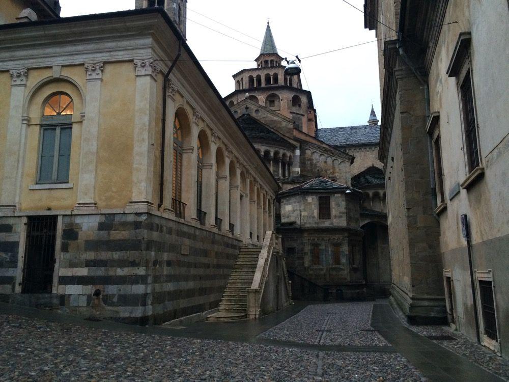 ruelles Bergame