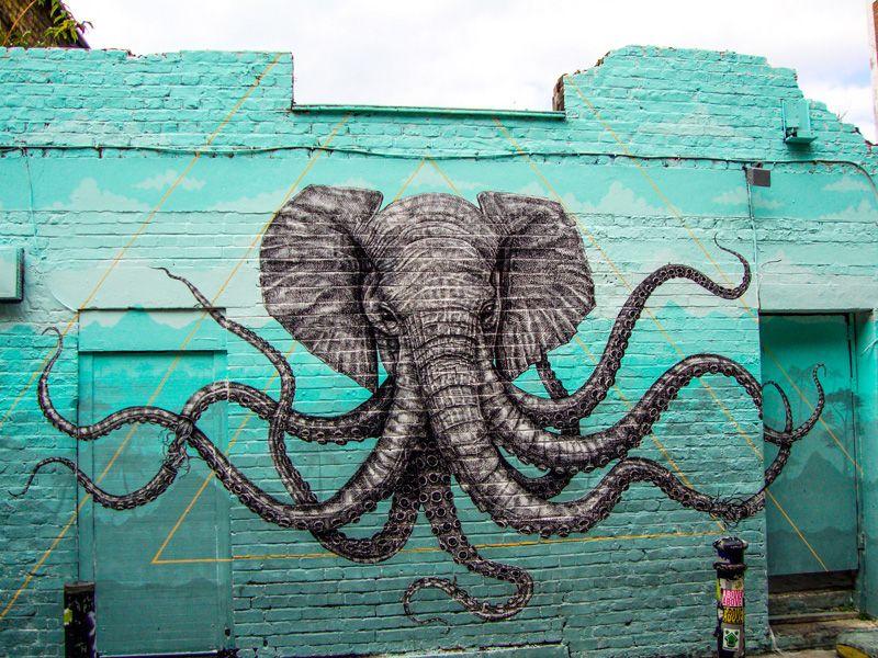 StreetArt-Londres