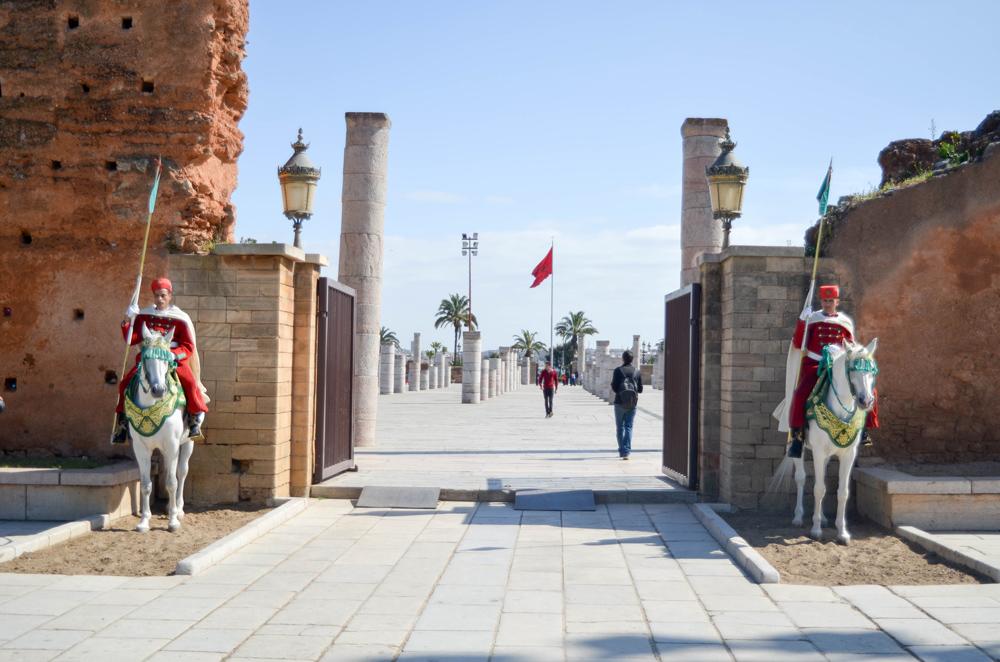 Garde Tour Hassan