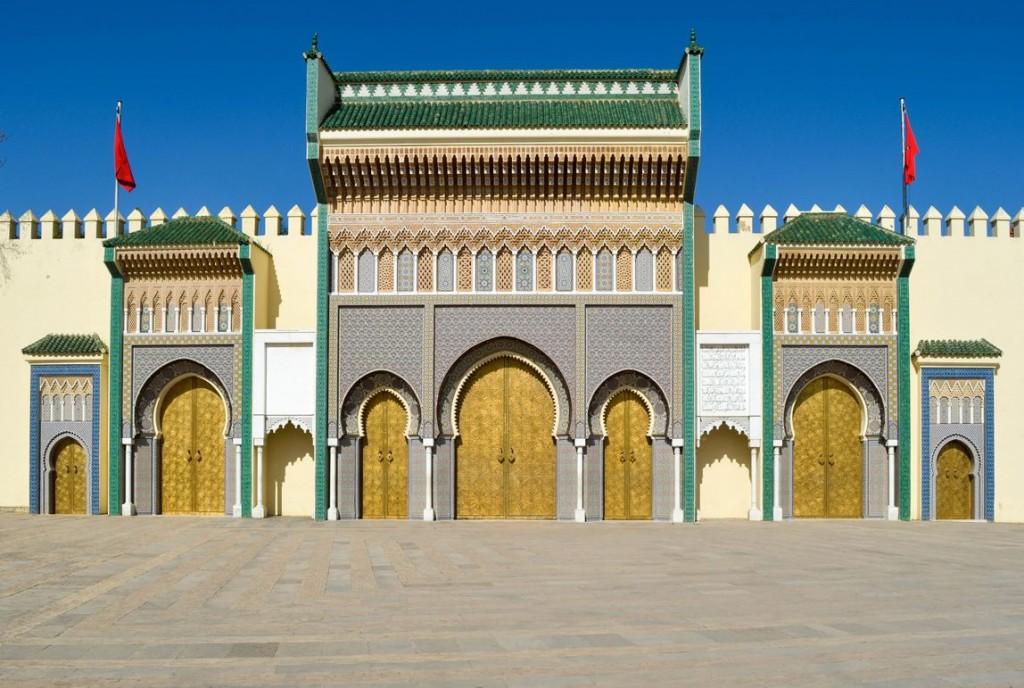 palais du roi fes