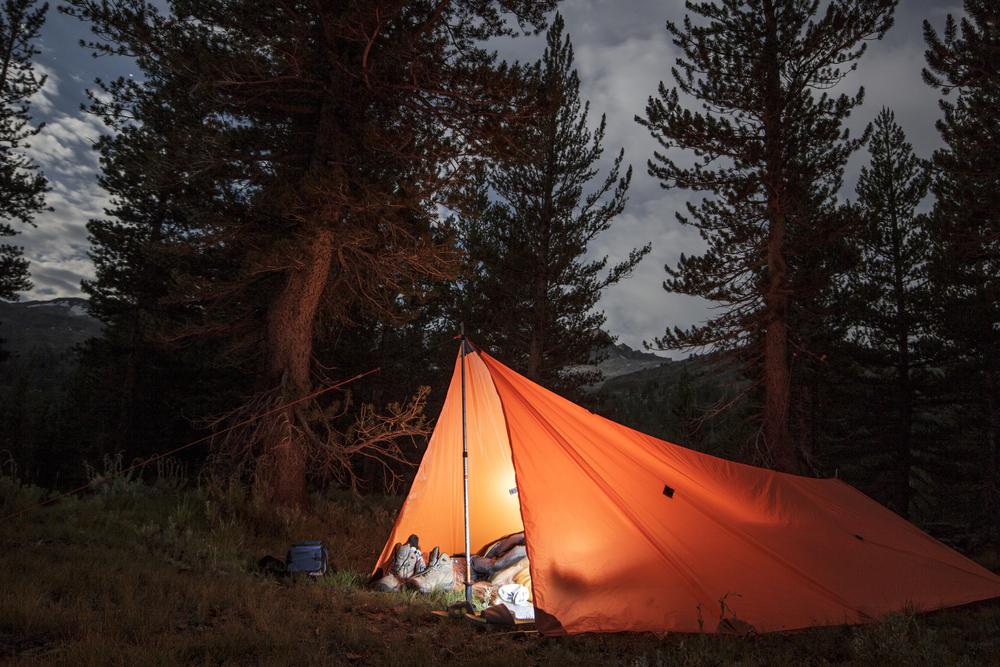 Camping-Yosemite