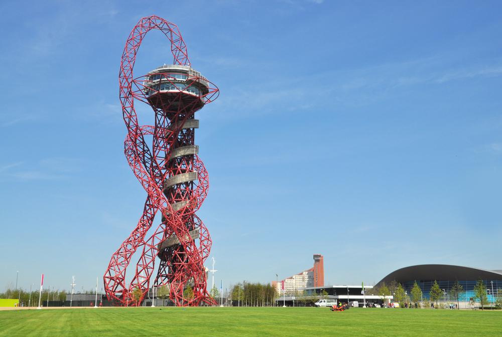 Site olympique des JO de Londres 2012