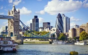 un ete à Londres
