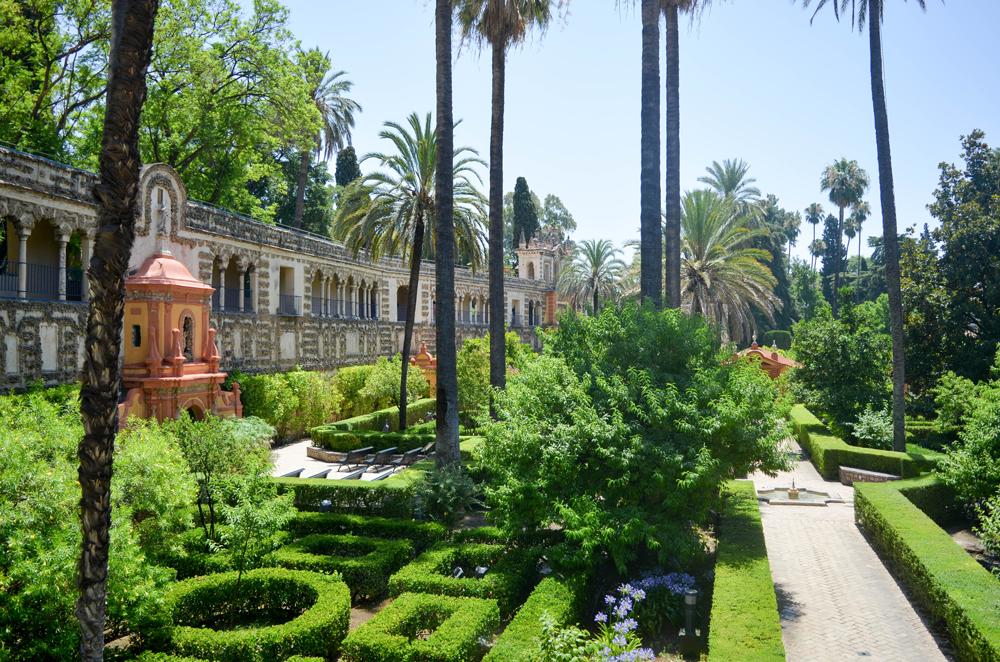 Jardin Alcazar