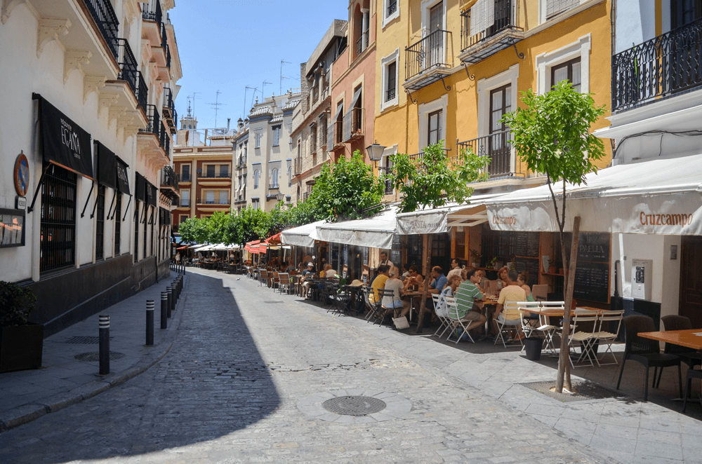 Rues de Seville