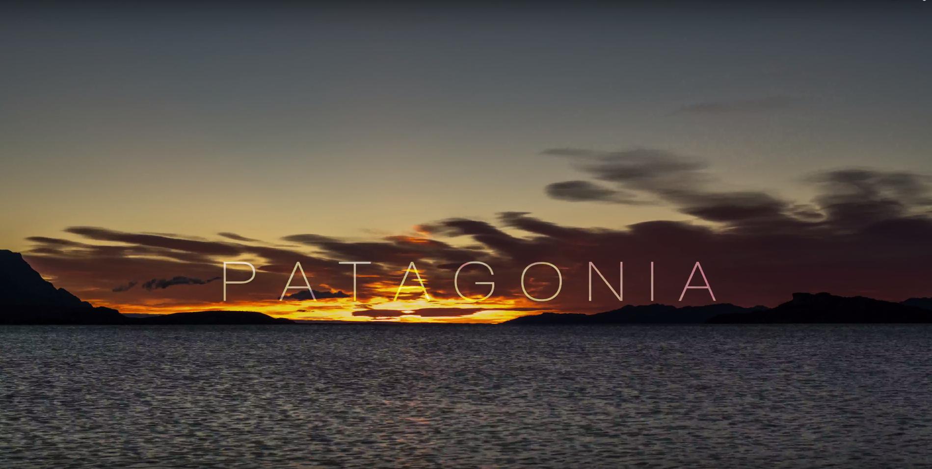 Découvrez la Patagonie en très haute definition