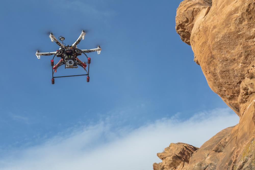 Les plus belles photos prises avec un drone
