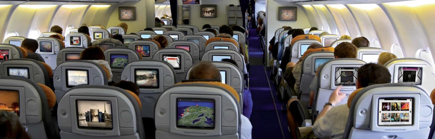 interieur Avion