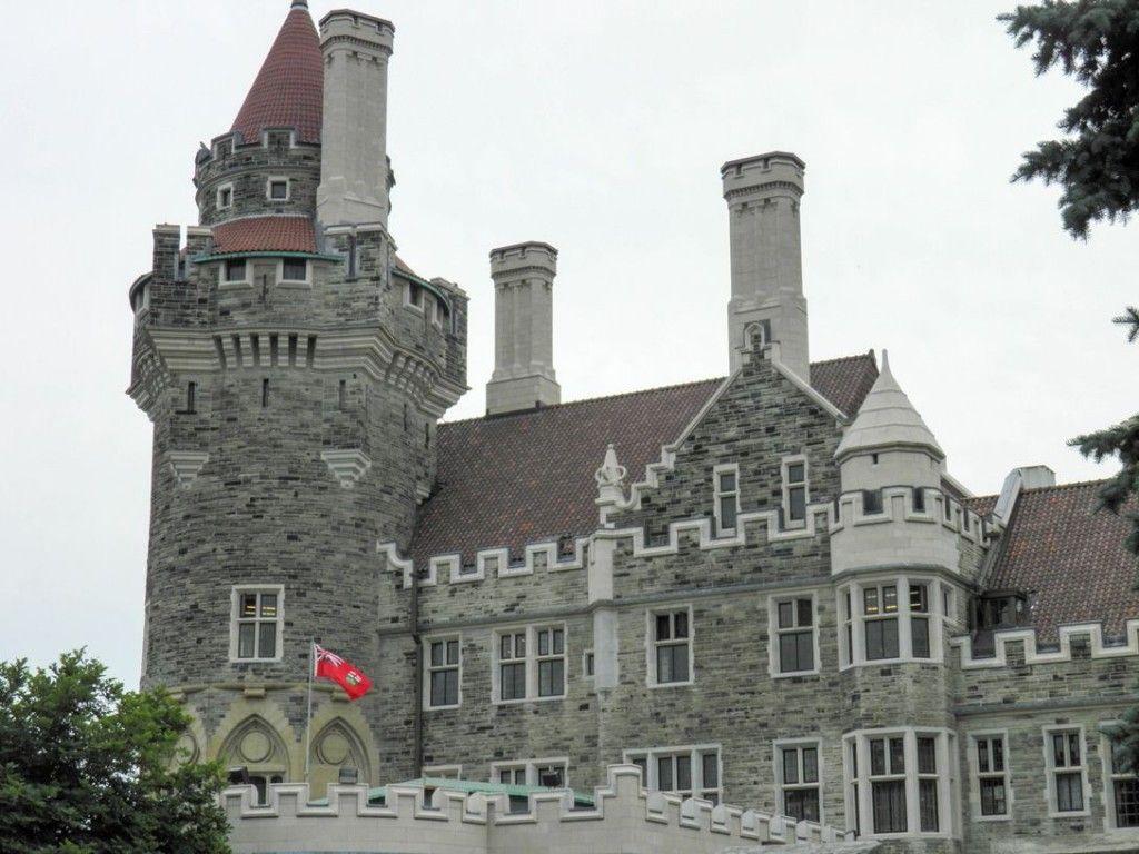 Casa-Loma -Toronto