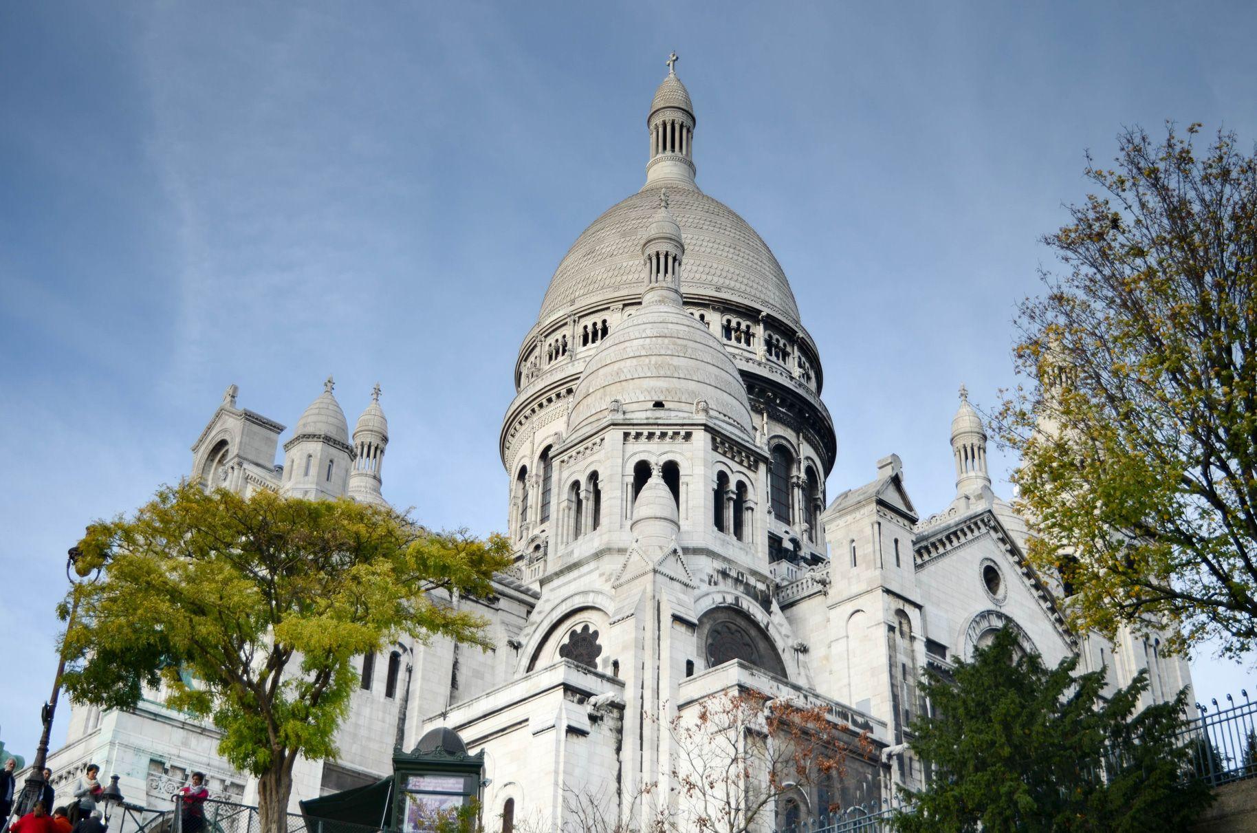 Ces lieux emblématiques de Paris