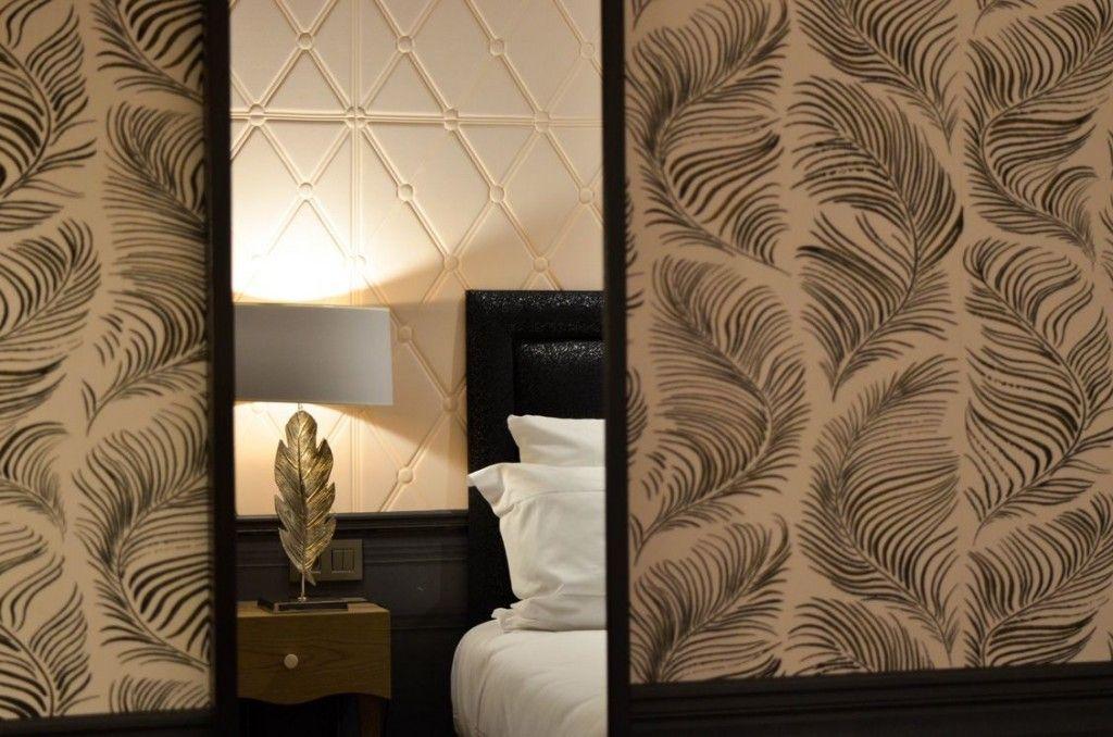 Chambre---Hotel-La-Parizienne