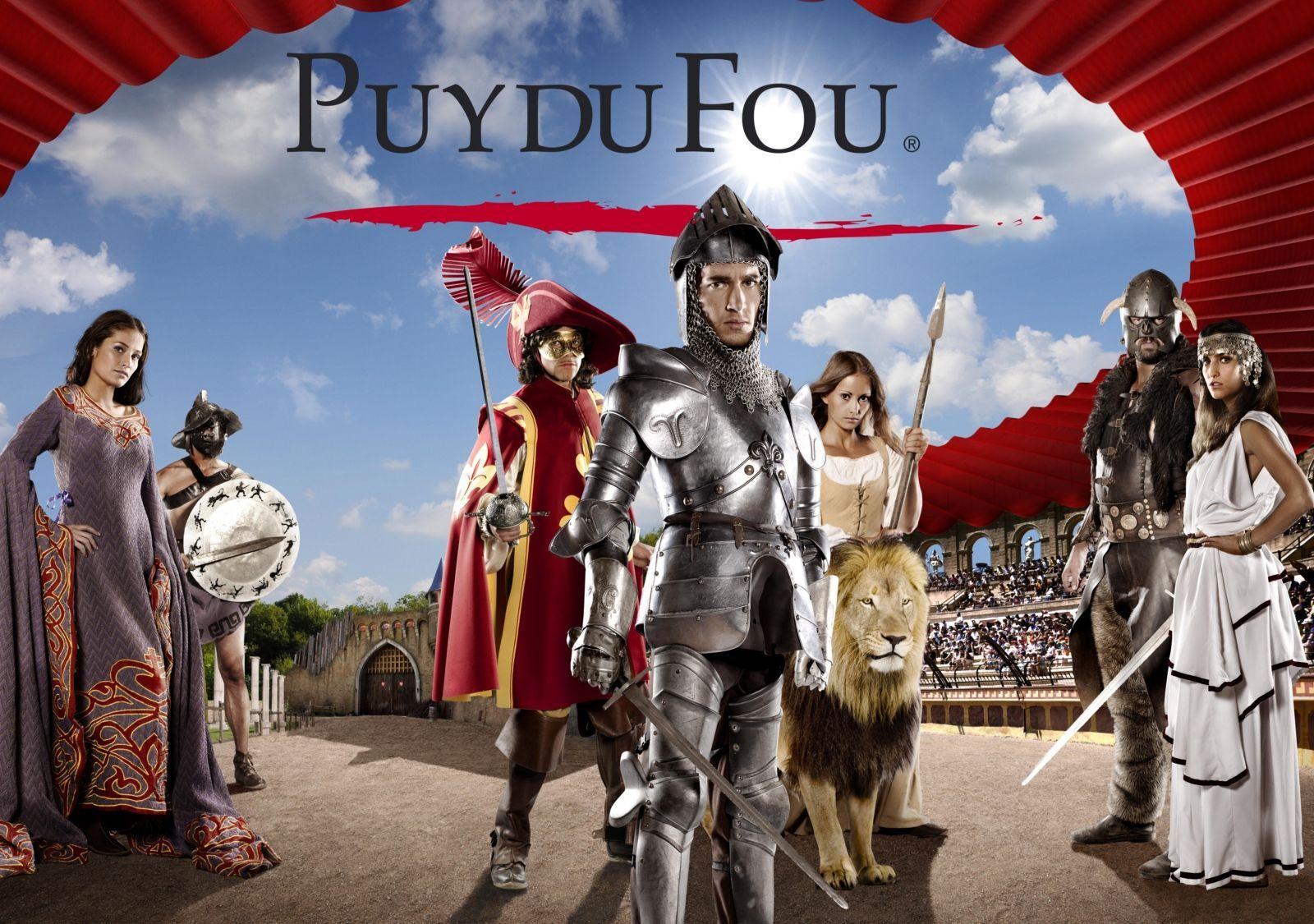 Le Puy du Fou, une expérience unique