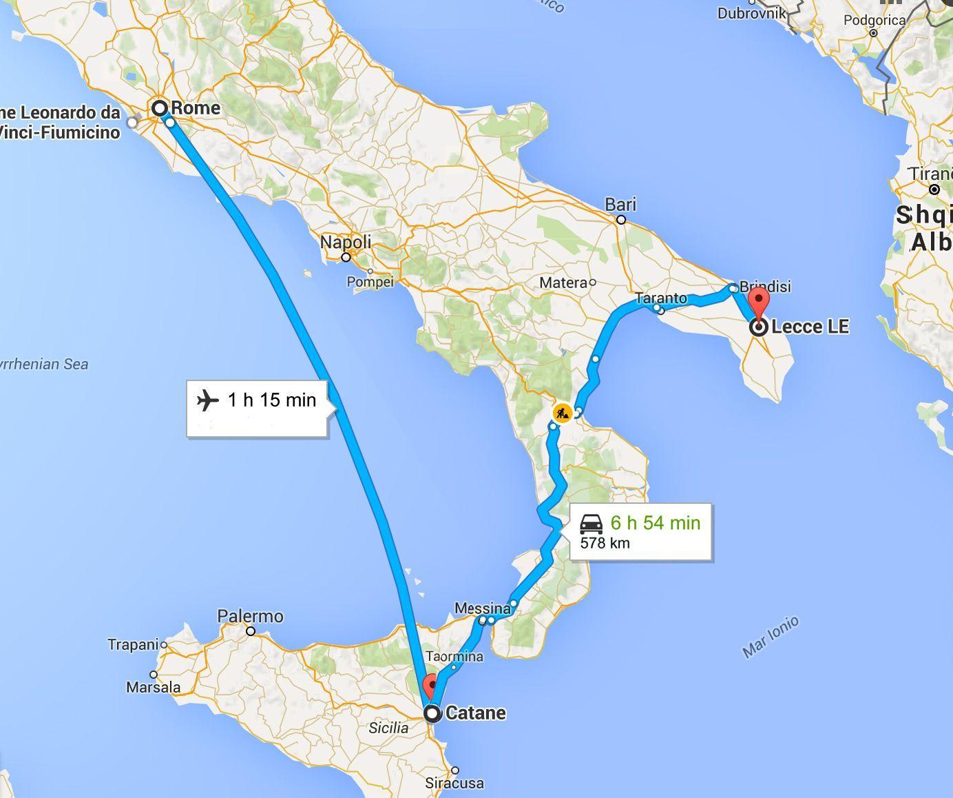 Carnet de voyage : Itinéraire d'un road trip atypique en Italie