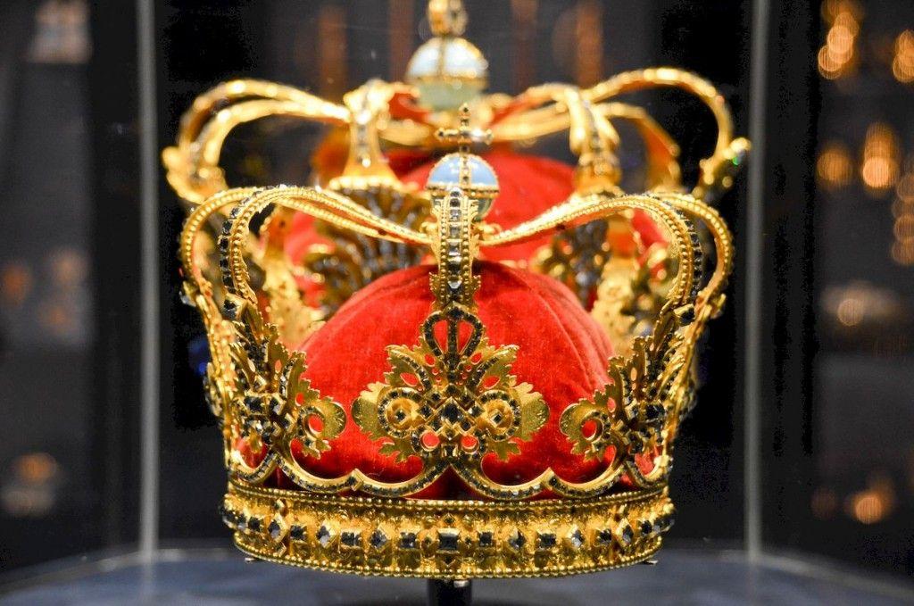 Joyaux de la couronne Rosenborg Copenhague